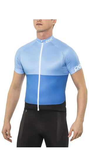POC Fondo Koszulka kolarska Mężczyźni niebieski